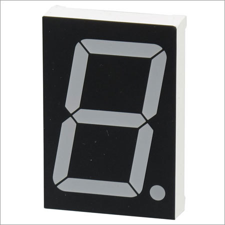 Single Digit Led Display