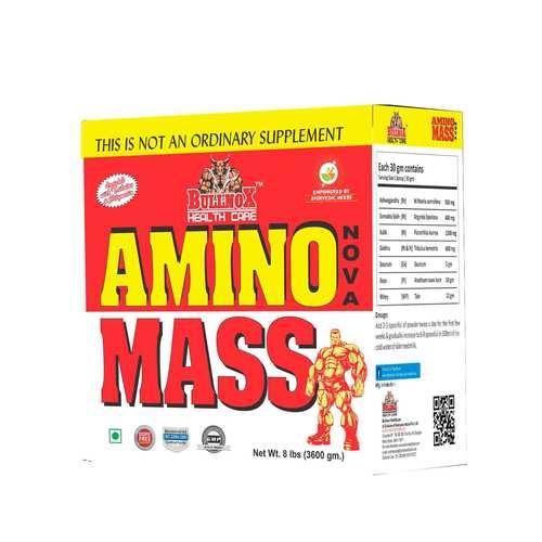Amino Mass 8lbs