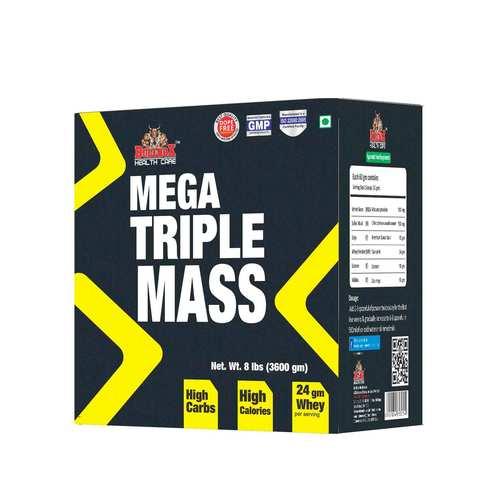 Mega Triple Mass 8 Lbs