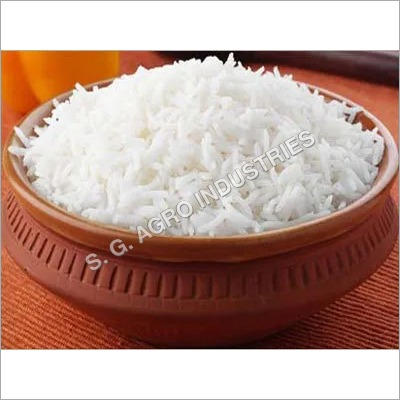Steam Long Grain Rice