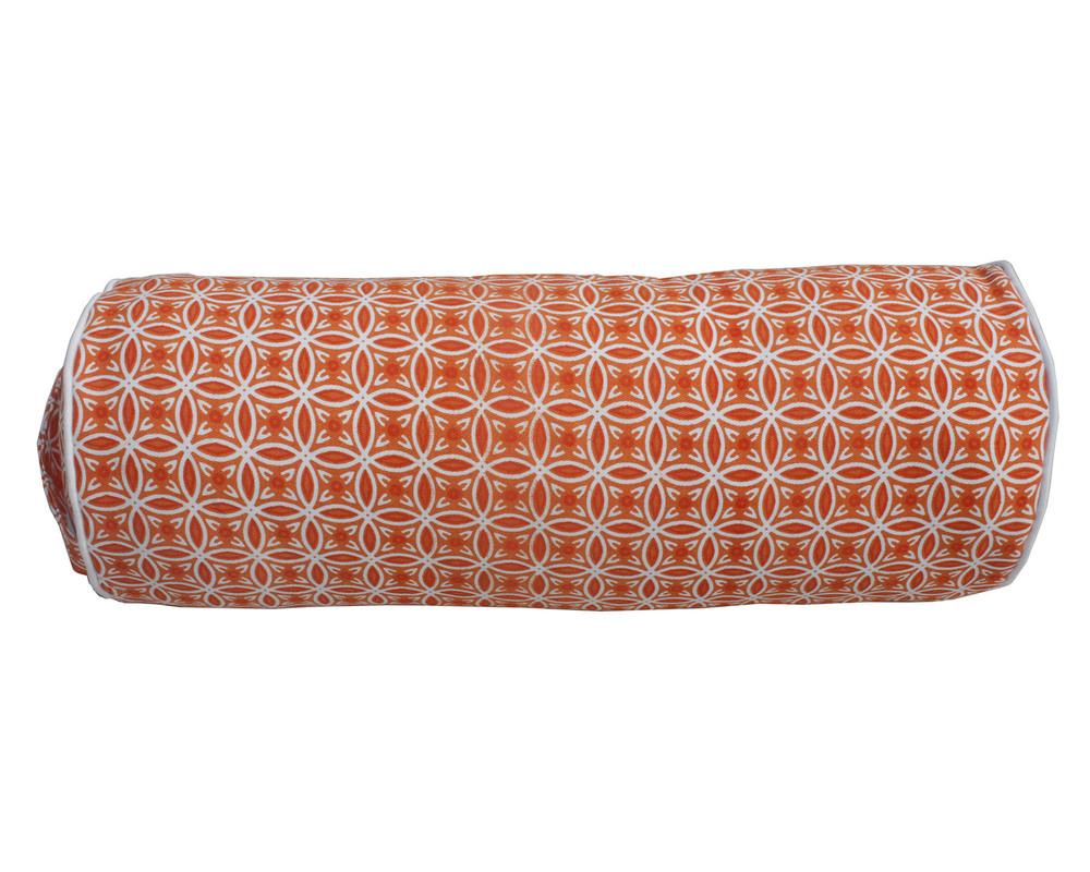 Cylindrical Bolster in full print