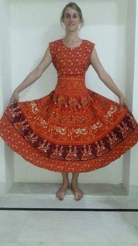 Jaipuri Cotton dress