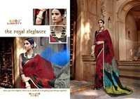 Partywear Fancy Saree