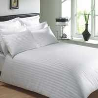 Stripe Bed sheet