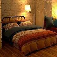 Jaquard Bedsheet