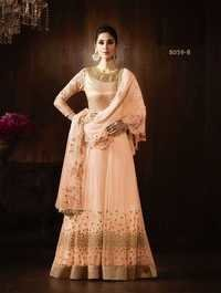 Shop Embroidered Anarkali Suit Online
