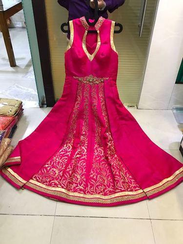 Full Sleeve Designer Salwar Suits