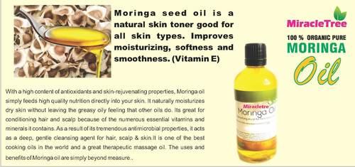 Miracle Tree Moringa Product