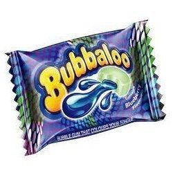 Bubble Gum & Jelly Wrapper