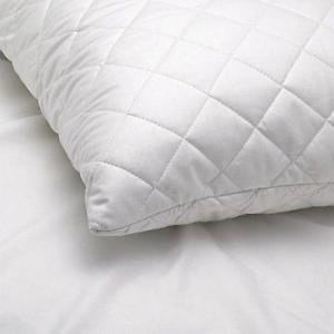 white satin pillow cases