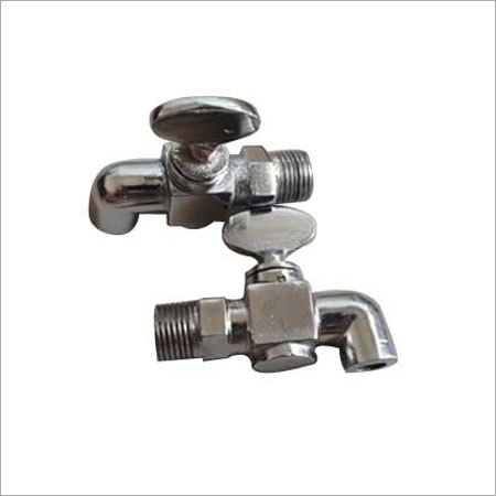 Chrome Coated Water Tap