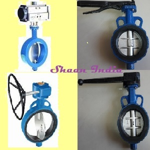 Cast Iron Butterfly Valve
