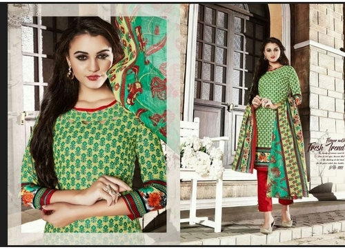 Latest Cotton Suits Catalog