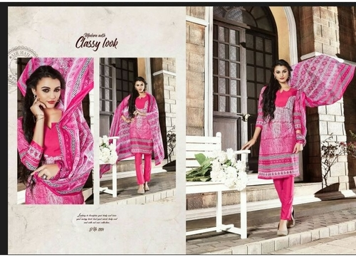 Cotton Suits Jetpur Wholesale