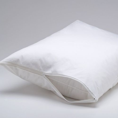 Bag type Pillow case white