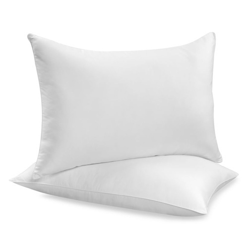 white Stripes pillow Case