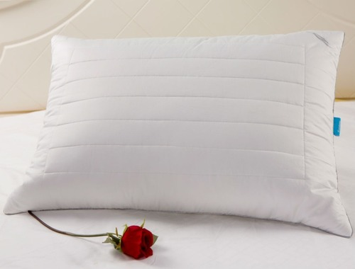 high quality white pillow covers