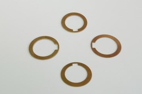 Brass Key Type Washers