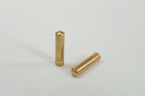 Solid Brass Socket Plug Pin