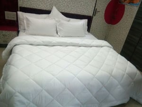 Cotton Reversible Comforter