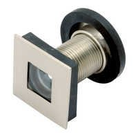 Brass Square Type Door Eye