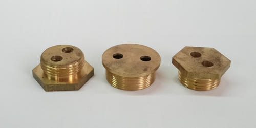 Brass Forged Geyser Flange