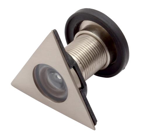 Brass Triangle Door Eye