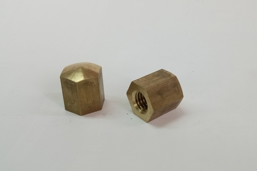 Brass Dome Cap Nut