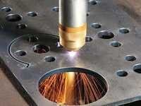 Brass Jali Laser Cutting Service