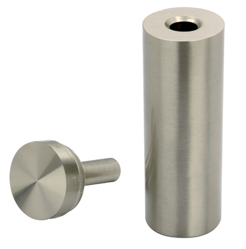 Brass Table Top Round Glass Fittings