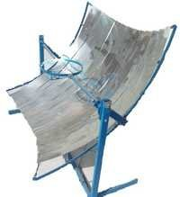 Domestic Parabolic Solar Cooker