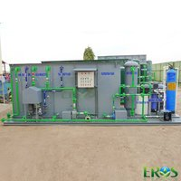 Skid Mounted Sewage Treatment Plant