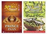Desi Karigar Aroma Happiness Hookah Flavor - Pack of 2 (Prince Paan - 50 g, Elaichi Paan - 50 g)