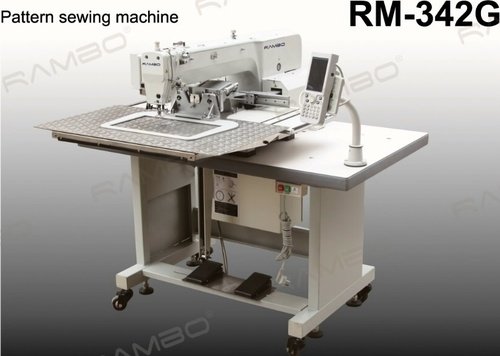 Pattern Sewing Machine (RM-342G)