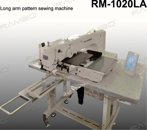 Long Arm Pattern Sewing Machine (RM-1020LA)