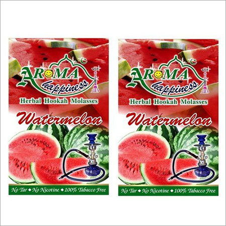 Desi Karigar Aroma Happiness Hookah Flavor - Pack of 2 (Watermelon - 50 g, Watermelon - 50 g)