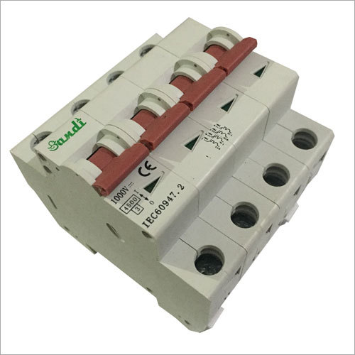DC High Voltage Circuit Breaker