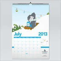 Silverback Wall Calendar
