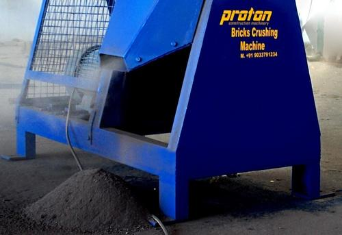 Brick Crusher Machine