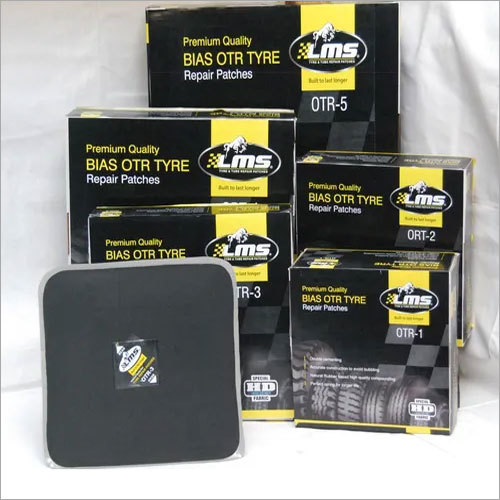 OTR-05 Tyre Repair Patches