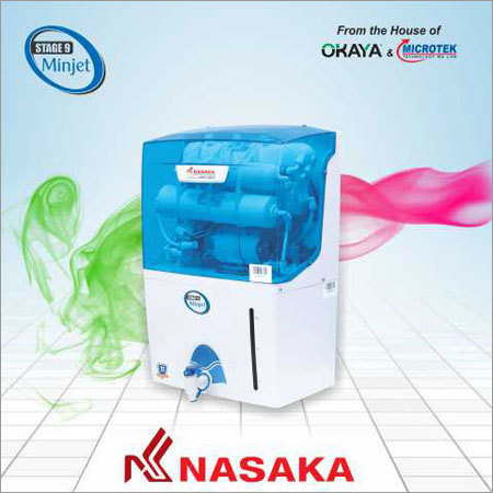 Stage 9 Minjet RO Water Purifier
