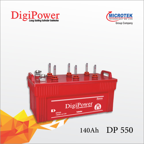 Inverter Battery DP 550 (140 AH)