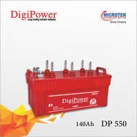 Inverter Battery DP 550 (140 AH)