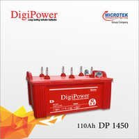 Inverter Battery DP 1450 (110 AH)
