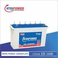 Inverter Battery EB 1600 (135 AH)