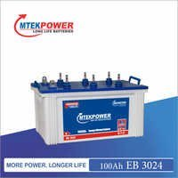 Inverter Battery EB 3024 (100 AH)