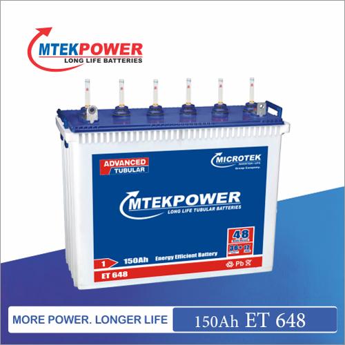 Inverter Battery Et 648