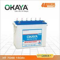 Inverter Battery HT 7048 (150 AH)