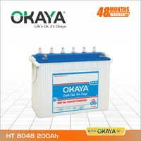 Inverter Battery HT 8048 (200 AH)