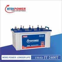 Inverter Battery JT 2400T (150 AH)